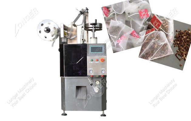 Triangle Nylon Tea Bag Packaging Machine ...