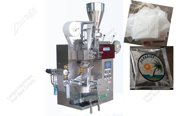 Commerical Tea Bagging Machine|Double Lay...