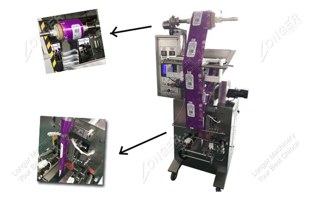Automatic Dry Tea Powder Packing Machine ...