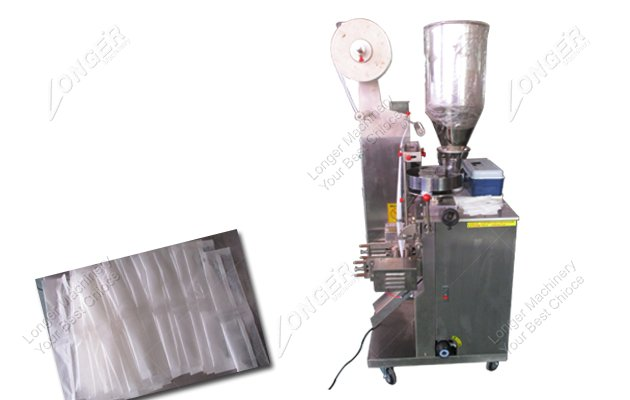 Double Chamber Tea Bag Making Machine