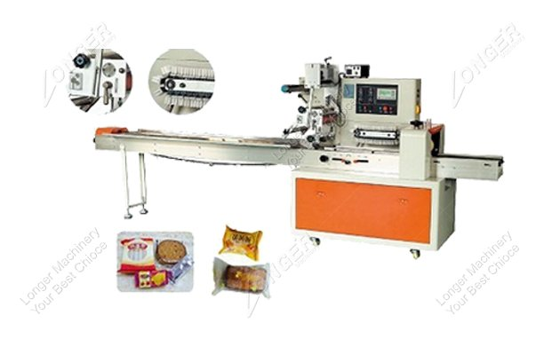 Automatic Horizontal Packaging Machine|Pe...