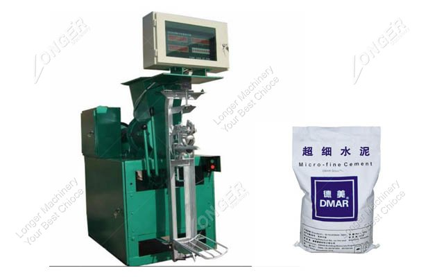Single Mouth Cement Bagging And Packing Machine For Sale