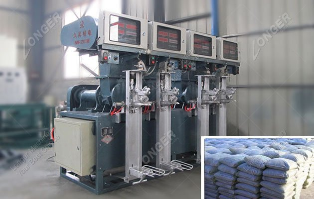 Turkey Inline Packaging Machine For 10 KG Cement
