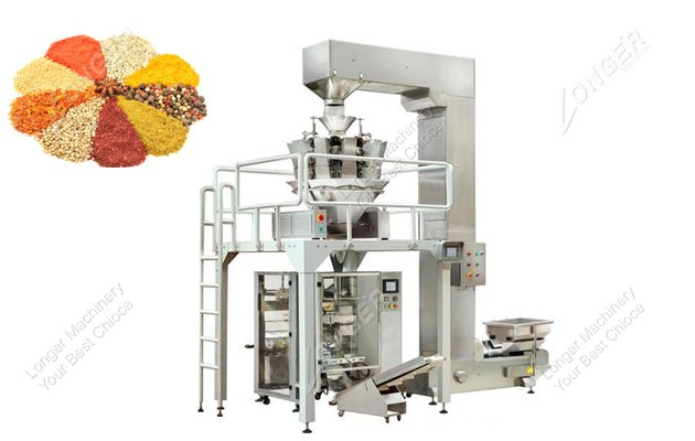 Full-Automatic Weighing And Packing Machi...