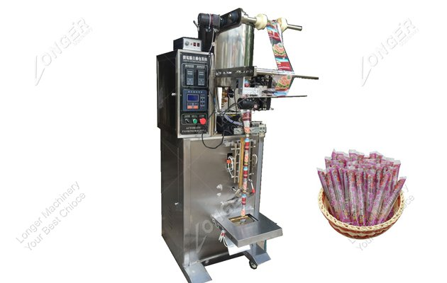 Automatic Jelly Stick Filling Machine Man...