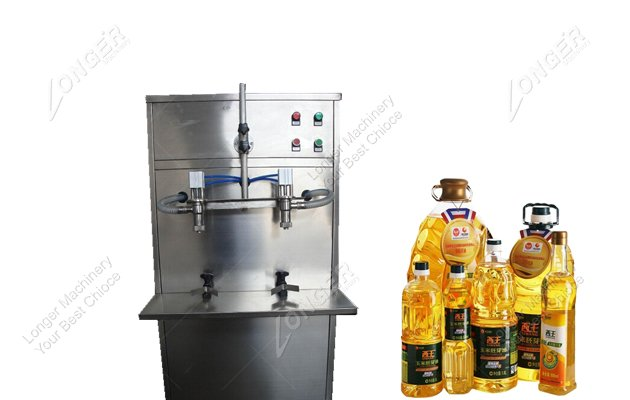 Manual Oil Bottle Packing Machine For Sale
