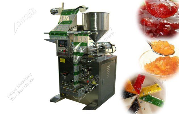 Automatic Fruit Jam Pouch Packing Machine Manufacturer