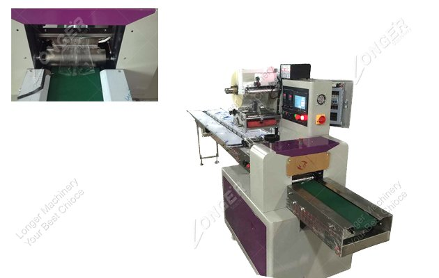 Down film pillow packing machine manufacturers