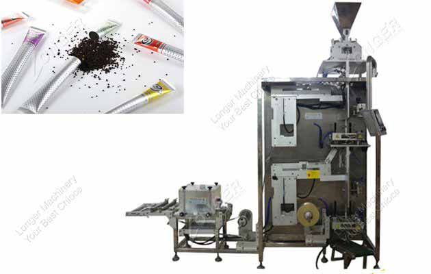 Automatic Tea Stick Bag with Holes Packing Machine
