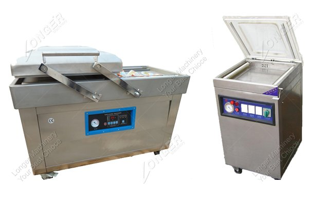 Difference between shrink and vacuum packing machine