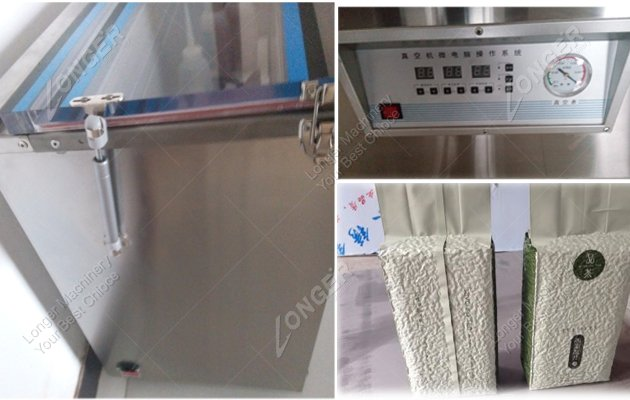 Pillow vacuum packing machine manufacturer
