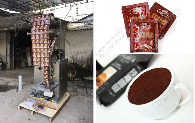 Coffee packaging equipment for sale