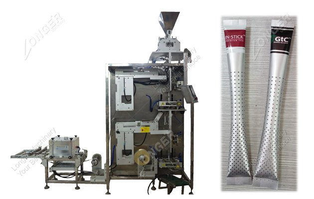 low price tea bag filling machine with holes