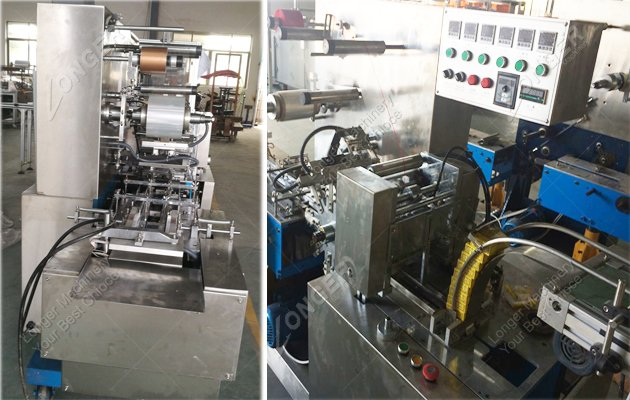 box wrapping machine manufacturer