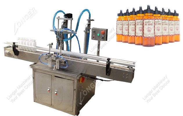 bottle filling machine small