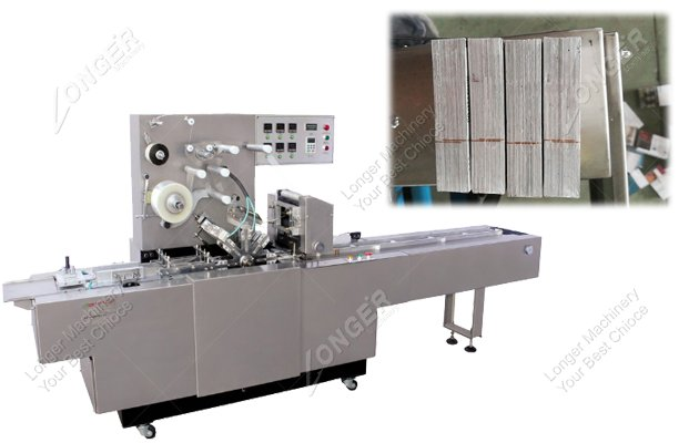 playing cards wrapping machine for sale