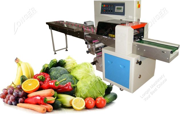 Fruit Vegetable Packing Machine