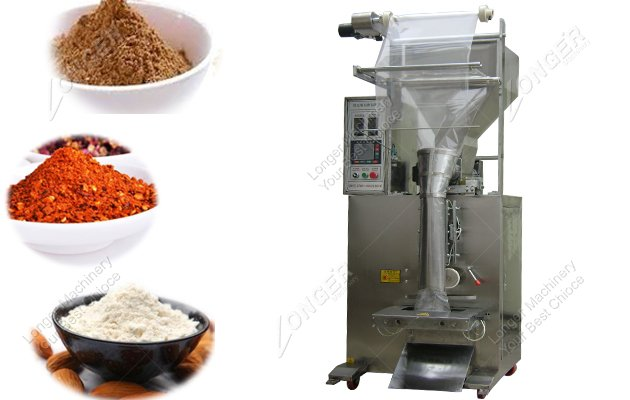 Powder Packing Machine Development