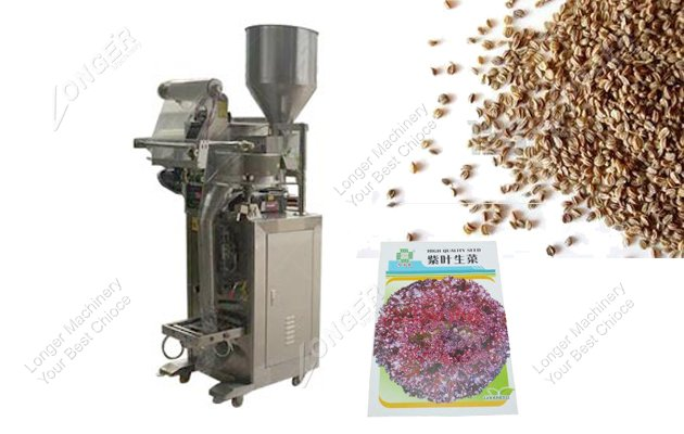 Vegetable Seed Packing Machine