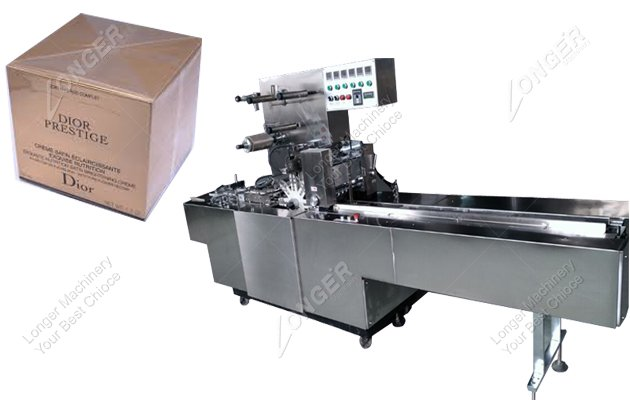 Cellophane Film Packaging Machine