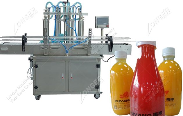 Semi Automatic Carbonated Soft Drink Filling Machine In India