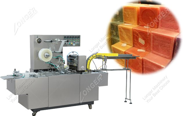 Soap Packing Machine Factory
