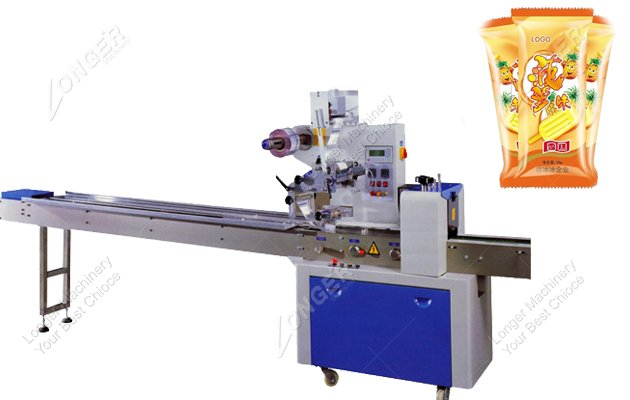 Horizontal Flow Packing Machine for Sale