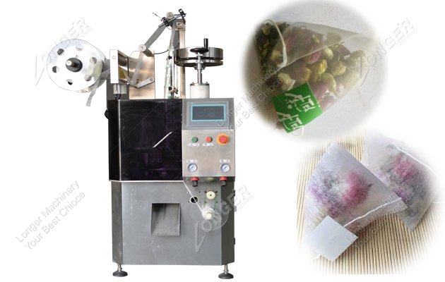 Pyramid Tea Bag Packing Machine In Pakistan