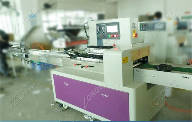 Multi Pack Biscuit Packing Machine
