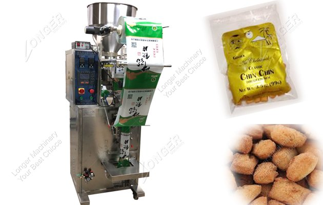 Chin Chin Packaging Machine