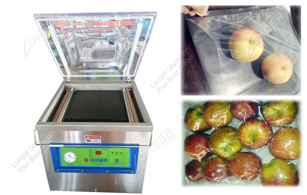 DZ 500 Vacuum Packaging Machine For Veget...