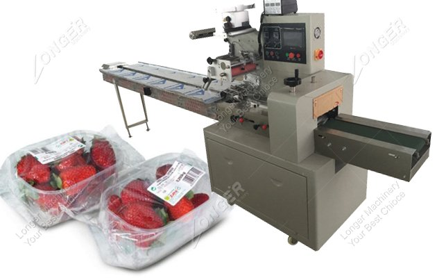 Fresh Fruit Packing Machine