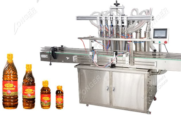 Automatic Mustard Oil Bottle Filling And Packing Machine Price