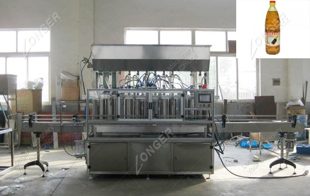 Sold Mustard Oil Packing Machine In India