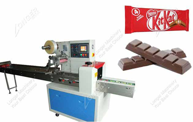 Small Chocolate Bar Wrapping Machine Manufacturers For Sale