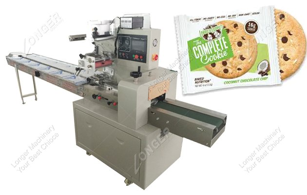 Individual Small Cookie Packaging Machine...