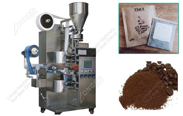 Drip Coffee Packaging Machine