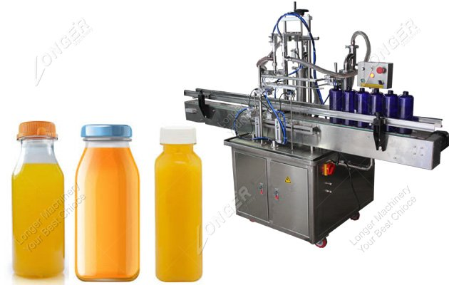 Small Scale Aseptic Juice Bottle Filling Machine For Sale
