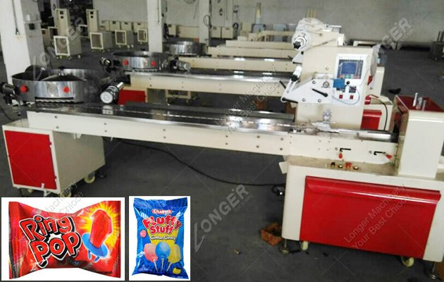 Candy Packaging Machine Sold To Malaysia