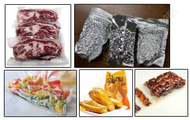 Commercial Food Vacuum Packing Machine
