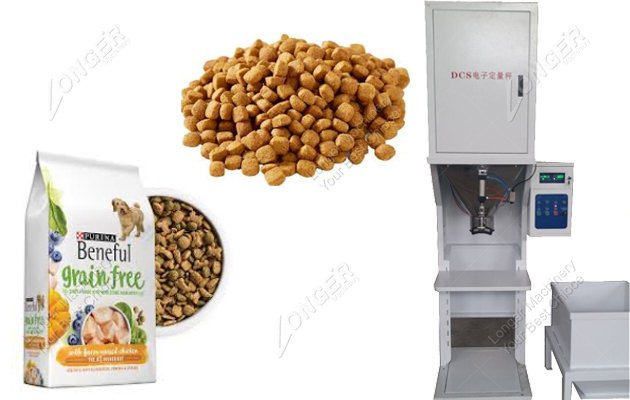 Bulk Pet Food Packaging Machine For Dog Food