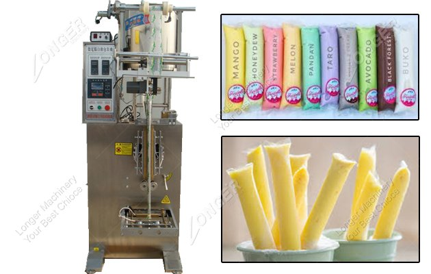 Philippines Ice Cream Candy Packing Machi...