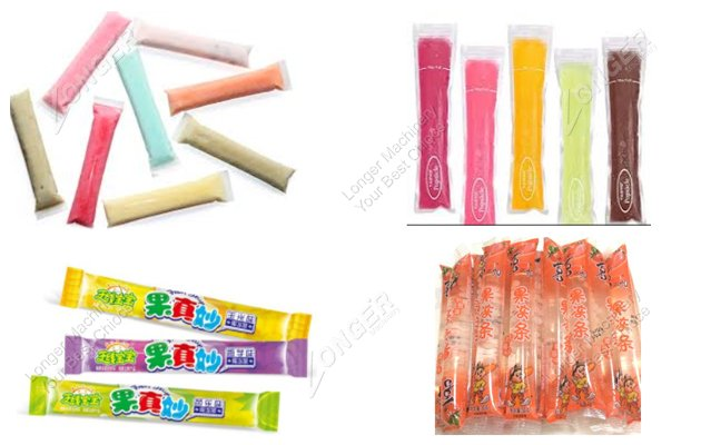 Ice Candy Packing Sample