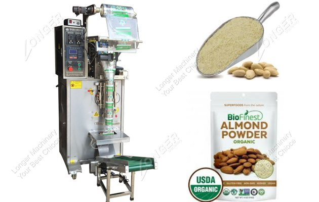 Almond Powder Weighing And Packing Machine Manufacturers