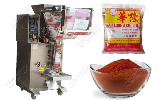Auto Small Spice Pouch Packing Machine Su...