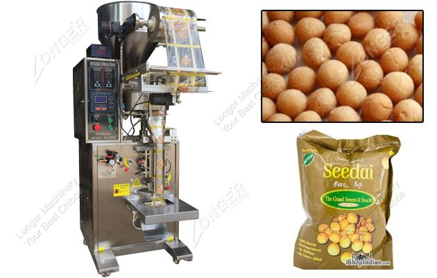 Automatic Snacks Packing Machine For Seedai For Sale