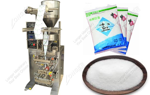 Automatic Salt Pouch Packing Machine Suppliers In China
