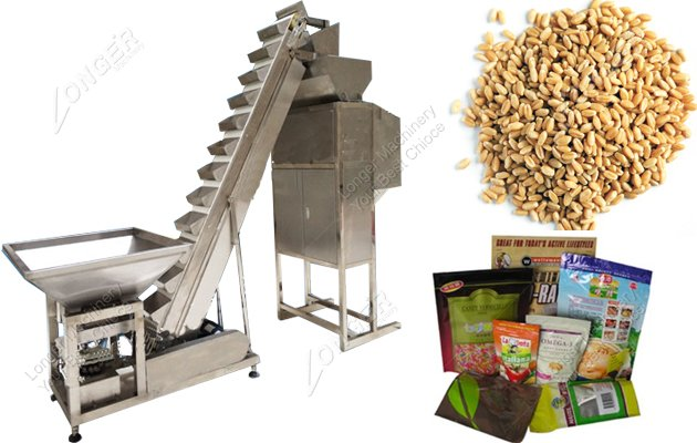 Automatic Food Grain Packing Manufacturer...