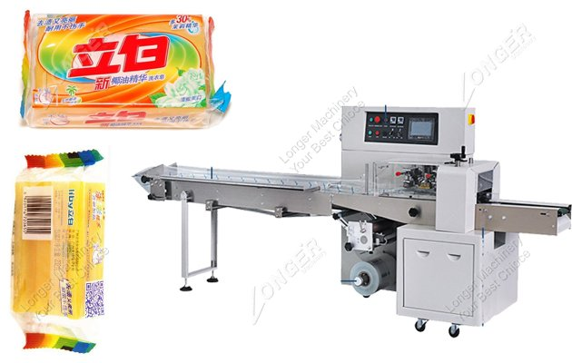 Auto Toilet Detergent Soap Packing Machine Manufacturer Video