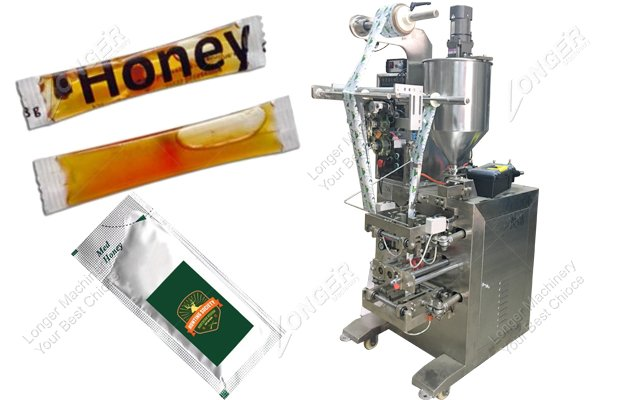 Honey Stick Packaging Machine